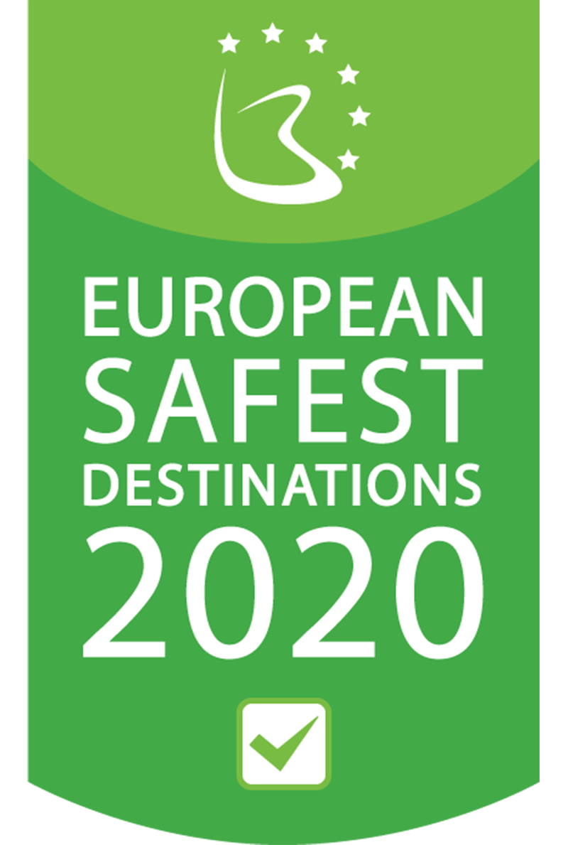European Safest Destinations 2020
