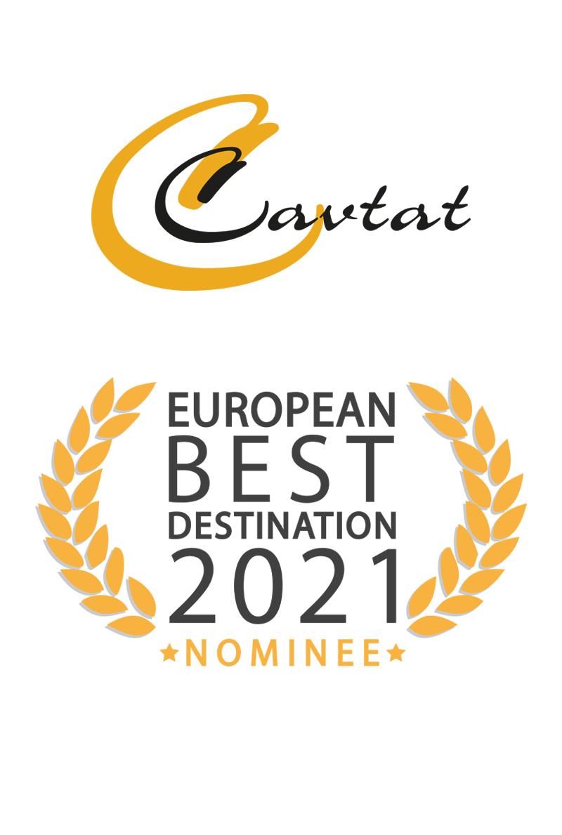 European Best Destination 2021 Nominee