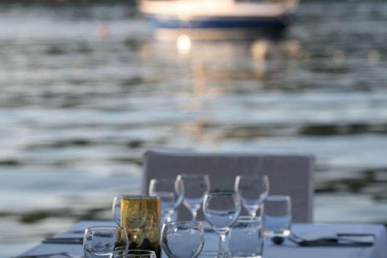 Restaurant & beach club Spinaker