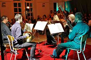 Musikkkvelder i Cavtat
