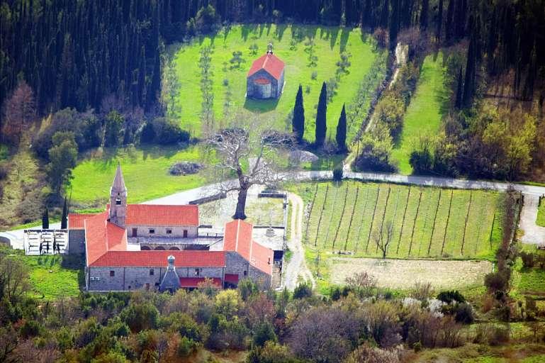 Францисканский монастырь Придворье