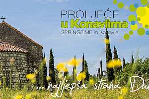 Frühling in Konavle