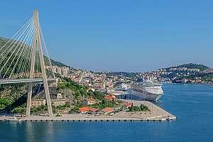 Gruz havn, Dubrovnik